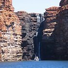 King George Falls 2,  King George River, Kimberleys, WA by Fred1947