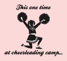 Cheerleading Camp by SportsT-Shirts