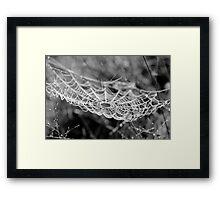 Chandelier Framed Print