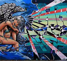 Street Art: global edition # 58 by fenjay