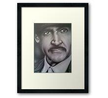 Sir Sean Connery Framed Print