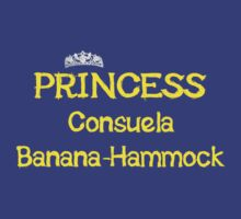 Princess Consuela Banana-Hammock - Yellow by csztova