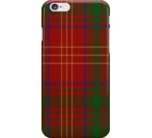 00283 Burns 1930 Tartan Fabric Print Iphone Case iPhone Case/Skin
