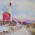 Fisgaard Lighthouse, Victoria BC by ddonovan