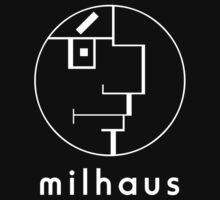 milhaus - Milhouse vs. bauhaus mash-up by ziruc