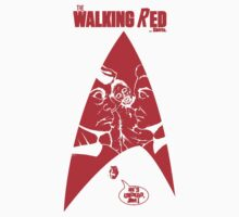 The Walking Red... Shirts (Version 2)   by ayelid