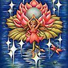 Lotus Moon Faerie by Rocio Mariposa