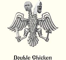 Double Chicken by Kazamanova