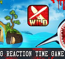 Finger Slayer Wild - Thrilling Reaction Time Game For Kindle Fire by johnmorris8755