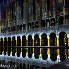 Perth Uni Lights Show by Angie66