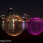 Light Painting with the OzLightjunkies by Angie66