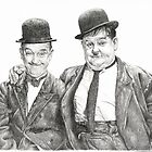 Mr Laurel &amp; Mr Hardy by L K Southward