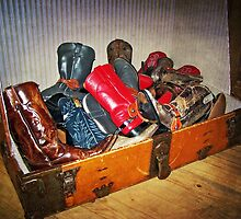 Boot Box by debidabble