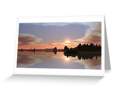 Earthly Greeting Card