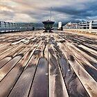 Buaemaris Pier  by ajwimages