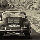 Porsche 356C by Micha Dijkhuizen