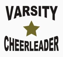 Varsity Cheerleader Kids Clothes