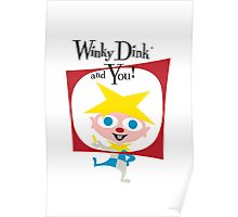 Winky Dink and You! Poster