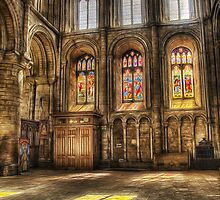 Sunlight Through the Windows by Fe Messenger