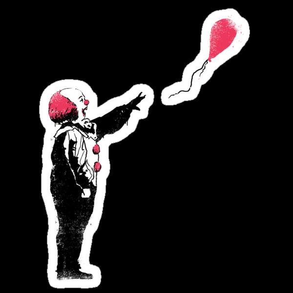 Balloon Clown by wytrab8