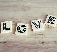 letter love by beverlylefevre