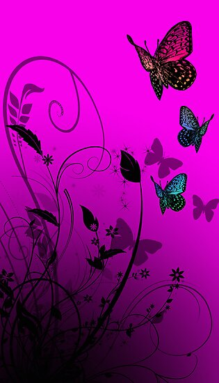 Summer Butterflies by Nicklas81