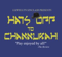 Hats off to Channukah! by bakru84