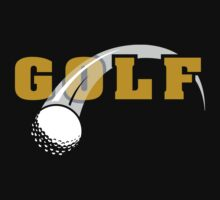 Golf by SportsT-Shirts