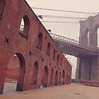 DUMBO Brooklyn by RogerEchauri