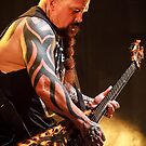 Kerry King of Slayer by HoskingInd