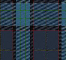 00335 Spirit of South Lanarkshire District Tartan Fabric Print Iphone Case by Detnecs2013