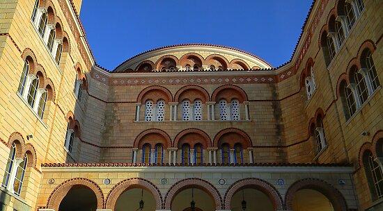 Greek Orthodox Church by Stellina Giannitsi