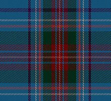 00339 Louth County District Tartan Fabric Print Iphone County by Detnecs2013