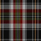 00353 Sligo County, Crest Range District Tartan Fabric Print Iphone Case by Detnecs2013