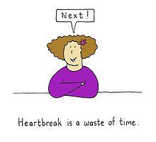 Heartbreak. by KateTaylor