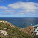 Wilsons Prom Lighthouse, Australia by Jennifer Standing