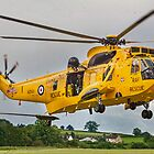 A Westland Sea King HA3.3 XZ593 Search & Rescue by Blitzer