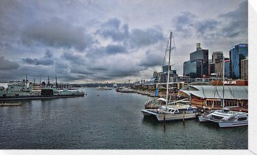 Darling Harbour, Sydney by yolanda