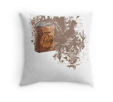 Screw Reality -Light Throw Pillow
