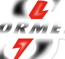 STORMERS DARK SHIRTS SOUTH AFRICA RUGBY WP PROVINCE Sticker