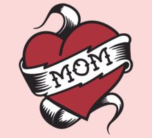 Mom Tattoo by LaundryFactory