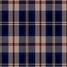 00375 Lord Arran Tartan Fabric Print Iphone Case by Detnecs2013