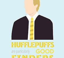 what the hell is a hufflepuff? by fadedrecords