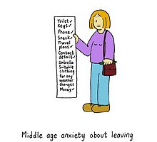 Middle age list. by KateTaylor