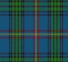 00387 Borders H.B. Tartan Fabric Print Iphone Case by Detnecs2013