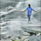 Dancing in the Hurricane by Robert Azmitia