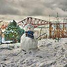 Snowman by Tom Gomez