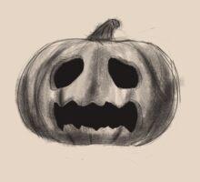 Pumpkin Head by StevePerrson