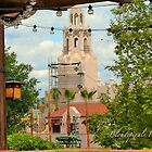 DCA Carthay Circle Theatre by Blondepixals