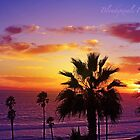 San Clemente Sunset by Blondepixals